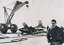 Pilot Scott Crossfield and His Damaged X-15