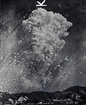Japanese View of Hiroshima Bomb Explosion