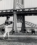 Baseball Beneath the Bridge