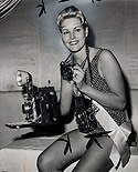 Miss Press Photographer of 1961
