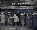 Birdland Crowd