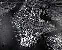 Aerial Reconnaissance Photo of Manhattan