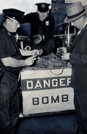 Inspecting Explosives