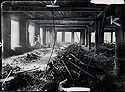 Fire-Gutted Interior