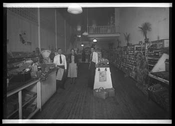 B. E. McGuill grocery store