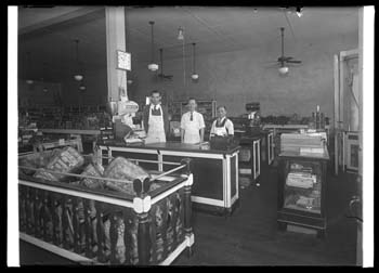 Unidentified grocery