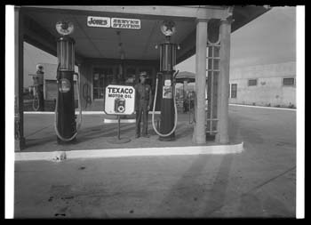 Jones Texaco Service Station