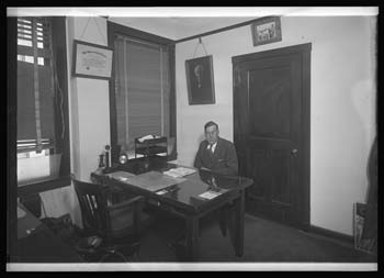 Office of County Commissioner Tom Abernathy