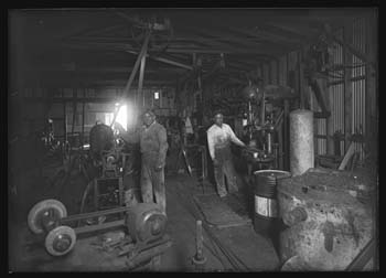 McCarthy Welding and Machine Shop
