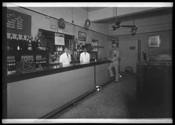 Unidentified bar