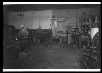 C. E. Russell Parts & Machinery