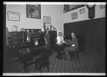 Office of Carl Haltom, optometrist