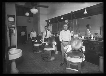 Crow's Barber Shop