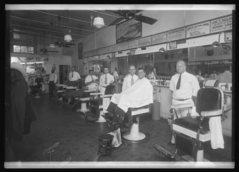 W. C. Shaw Barber Shop