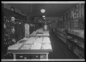 Unidentified dry goods store