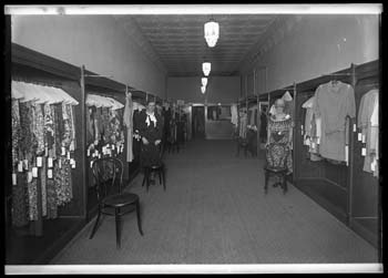 Unidentified ladies' store
